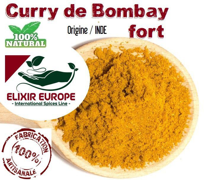 Curry de Bombay fort