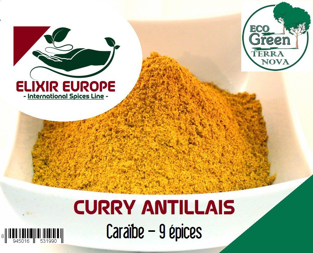 Curry Antillais