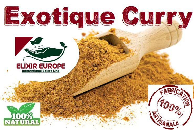 Exotique Curry