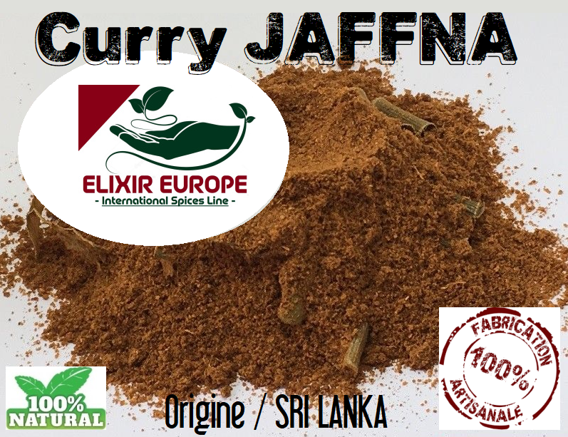Curry de Jaffna – torréfié