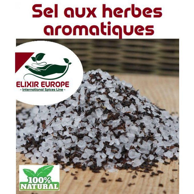 SEL GOURMET AUX HERBES FINES